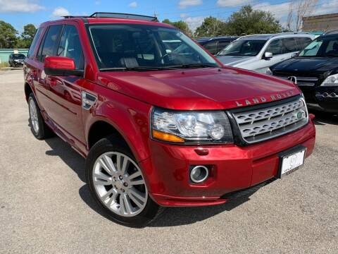 2015 Land Rover LR2 for sale at KAYALAR MOTORS in Houston TX