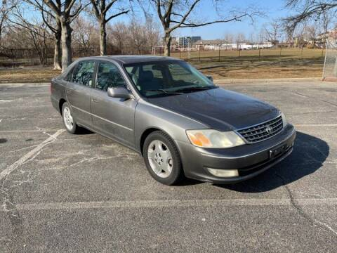 2003 Toyota Avalon for sale at Cars With Deals in Lyndhurst NJ