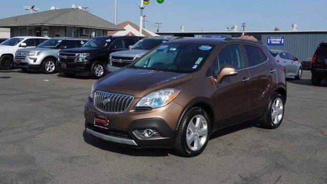 2016 Buick Encore for sale at Choice Motors in Merced CA