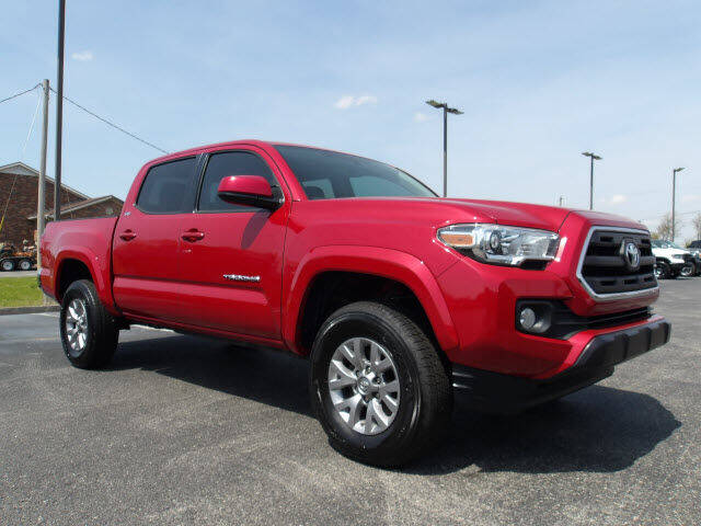 2017 Toyota Tacoma for sale at TAPP MOTORS INC in Owensboro KY