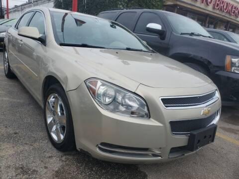 2010 Chevrolet Malibu for sale at USA Auto Brokers in Houston TX