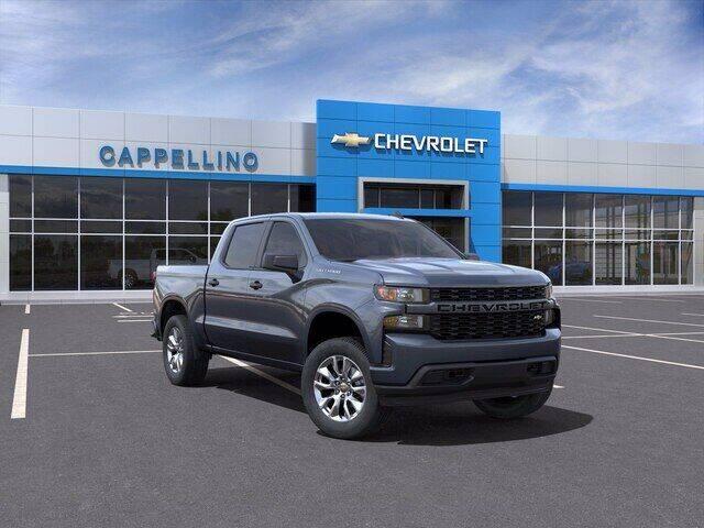 2021 Chevrolet Silverado 1500 for sale in Boston, NY