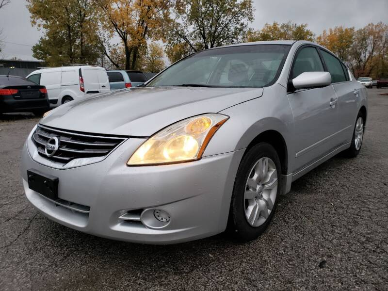 2011 Nissan Altima for sale at Flex Auto Sales in Cleveland OH
