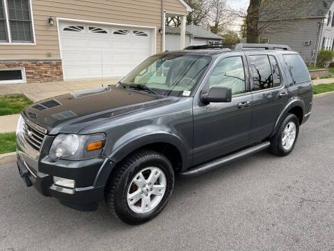 2010 Ford Explorer for sale at Jordan Auto Group in Paterson NJ