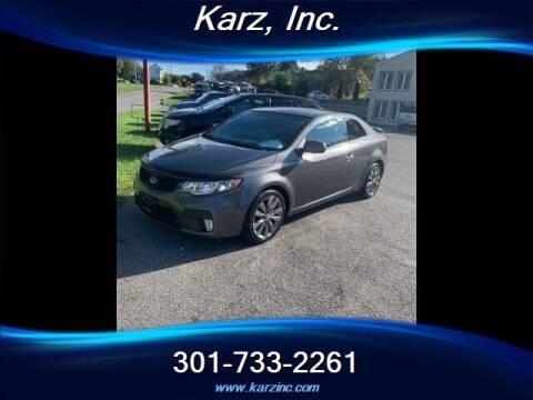 2013 Kia Forte Koup for sale at Karz INC in Funkstown MD