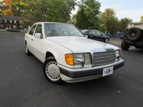 1990 Mercedes-Benz 300-Class for sale at K & S Motors Corp in Linden NJ