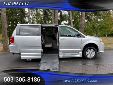 2012 Dodge Grand Caravan for sale at LOT 99 LLC in Milwaukie OR