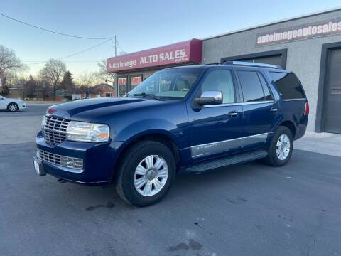 2007 Lincoln Navigator for sale at Auto Image Auto Sales in Pocatello ID