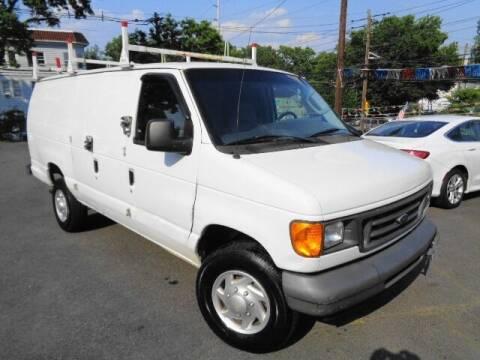 2007 Ford E-Series Cargo for sale at Yosh Motors in Newark NJ
