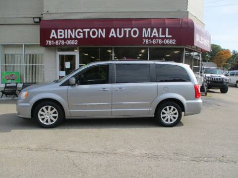 2016 Chrysler Town and Country for sale at Abington Auto Mall LLC in Abington MA