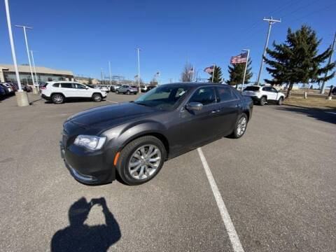 2019 Chrysler 300 for sale at Waconia Auto Detail in Waconia MN