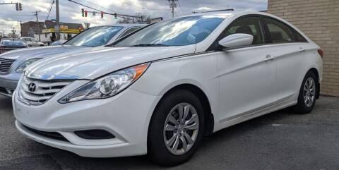 2012 Hyundai Sonata for sale at Boston Auto World in Quincy MA