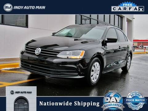 2015 Volkswagen Jetta for sale at INDY AUTO MAN in Indianapolis IN