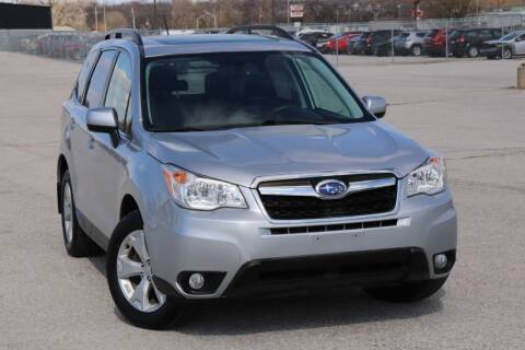 2015 Subaru Forester for sale at Big O Auto LLC in Omaha NE