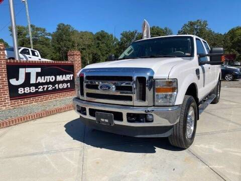 2010 Ford F-250 Super Duty for sale at J T Auto Group in Sanford NC