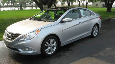 2013 Hyundai Sonata for sale at Affordable Car Company in Nampa ID