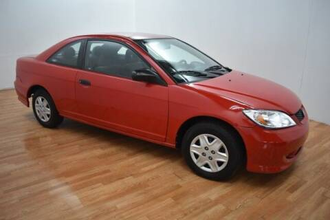 2005 Honda Civic for sale at Paris Motors Inc in Grand Rapids MI