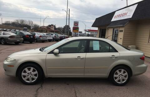 2005 Mazda MAZDA6 for sale at Gordon Auto Sales LLC in Sioux City IA