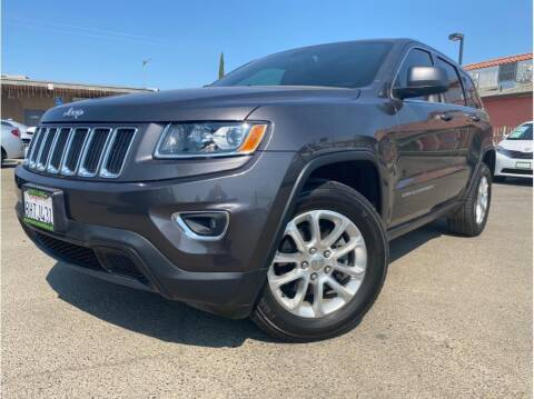 2015 Jeep Grand Cherokee for sale at MADERA CAR CONNECTION in Madera CA