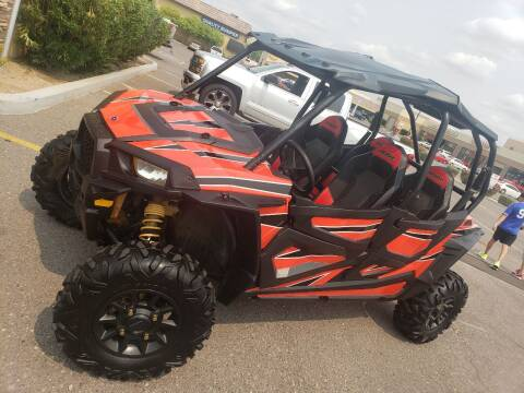 2019 Polaris RZR S4 1000 EPS for sale at 1 Stop Harleys in Peoria AZ