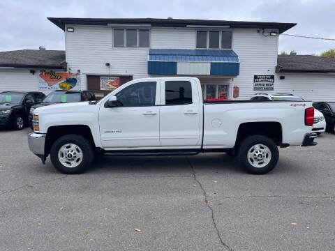 2015 Chevrolet Silverado 2500HD for sale at Twin City Motors in Grand Forks ND