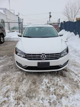 2013 Volkswagen Passat for sale at Wisdom Auto Group in Calumet Park IL