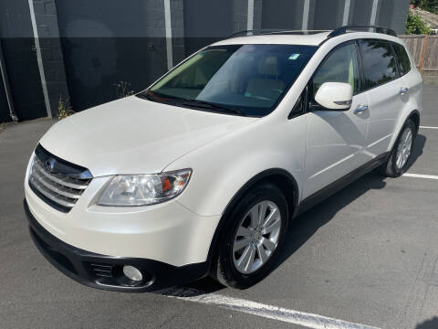 2009 Subaru Tribeca for sale at APX Auto Brokers in Lynnwood WA