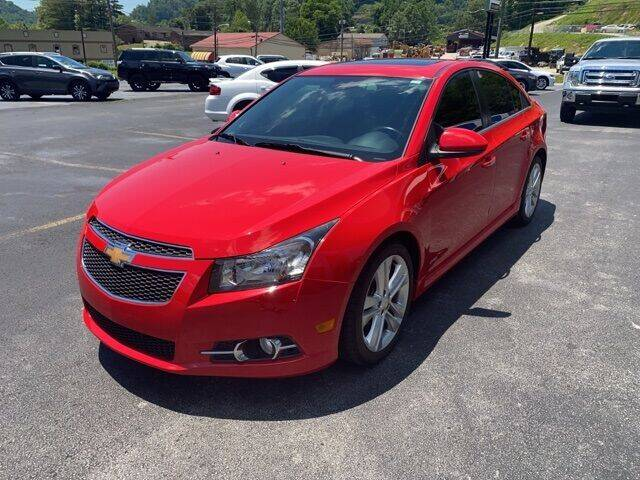 2014 Chevrolet Cruze for sale at Tim Short Auto Mall 2 in Corbin KY