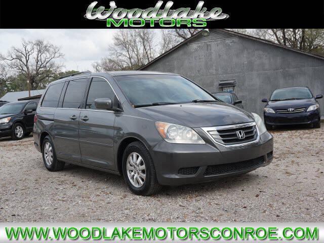 2009 Honda Odyssey for sale at WOODLAKE MOTORS in Conroe TX