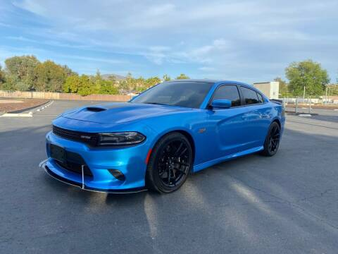 2018 Dodge Charger for sale at Ideal Autosales in El Cajon CA