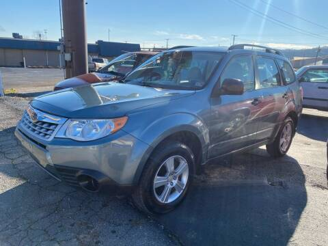 2011 Subaru Forester for sale at All American Autos in Kingsport TN