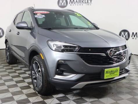 2021 Buick Encore GX for sale at Markley Motors in Fort Collins CO