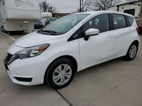 2019 Nissan Versa Note for sale at Kell Auto Sales, Inc - Grace Street in Wichita Falls TX