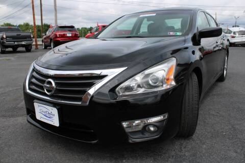 2015 Nissan Altima for sale at Clear Choice Auto Sales in Mechanicsburg PA