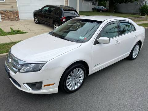 2011 Ford Fusion Hybrid for sale at Jordan Auto Group in Paterson NJ