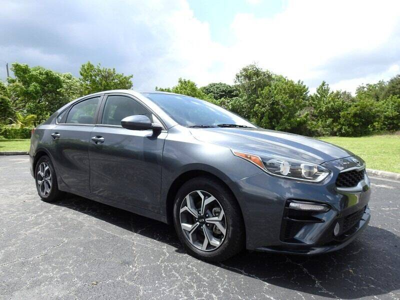 2020 Kia Forte for sale at SUPER DEAL MOTORS 441 in Hollywood FL