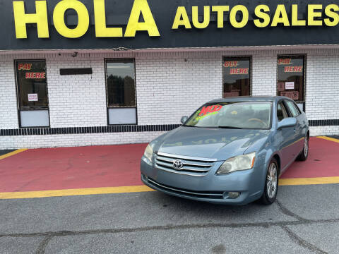 2005 Toyota Avalon for sale at HOLA AUTO SALES CHAMBLEE- BUY HERE PAY HERE - in Atlanta GA