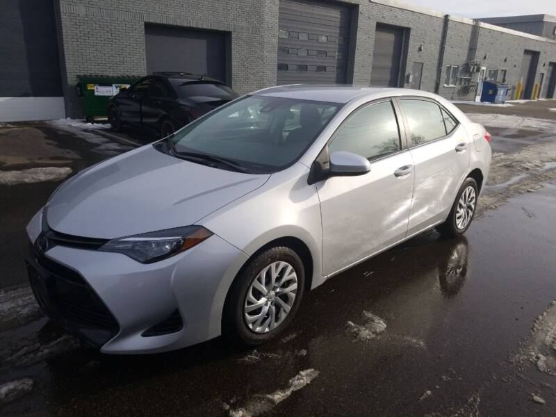 2019 Toyota Corolla for sale at The Car Buying Center in St Louis Park MN