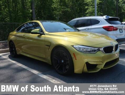2015 BMW M4 for sale at Carol Benner @ BMW of South Atlanta in Union City GA