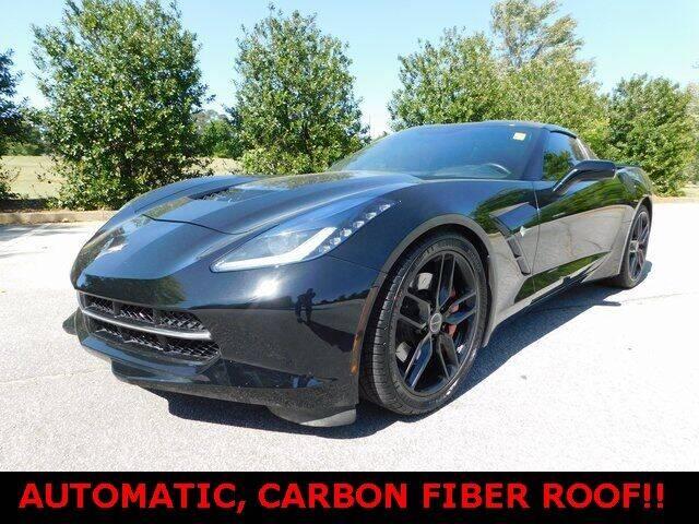 2014 Chevrolet Corvette for sale at West Georgia Auto Brokers in Douglasville GA