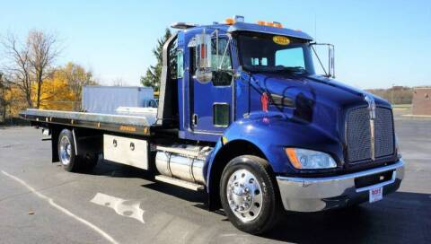 2018 Kenworth 270 for sale at Rick's Truck and Equipment in Kenton OH