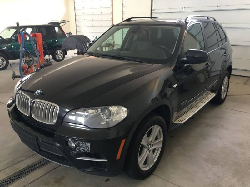 2012 BMW X5 for sale at Bradley Motors Inc in Colorado Springs CO