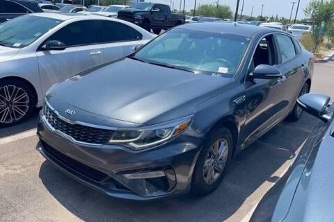 2020 Kia Optima for sale at FREDY USED CAR SALES in Houston TX