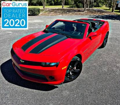 2015 Chevrolet Camaro for sale at Brothers Auto Sales of Conway in Conway SC
