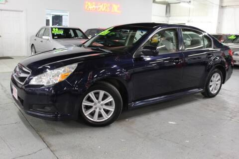 2012 Subaru Legacy for sale at R n B Cars Inc. in Denver CO