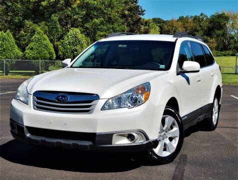 2011 Subaru Outback for sale at Speedy Automotive in Philadelphia PA