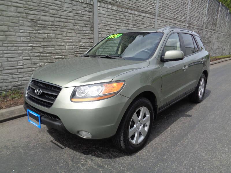 2008 Hyundai Santa Fe for sale at Matthews Motors LLC in Algona WA
