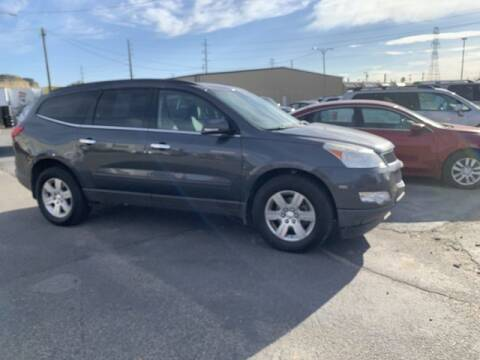 2010 Chevrolet Traverse for sale at SCOTTIES AUTO SALES in Billings MT
