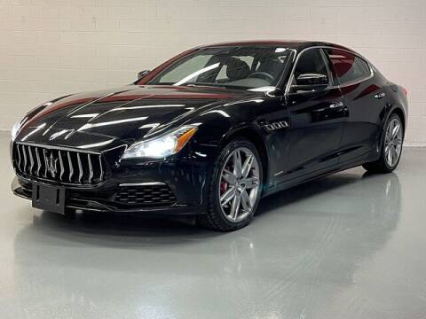 2017 Maserati Quattroporte for sale at Road Runner Auto Sales WAYNE in Wayne MI