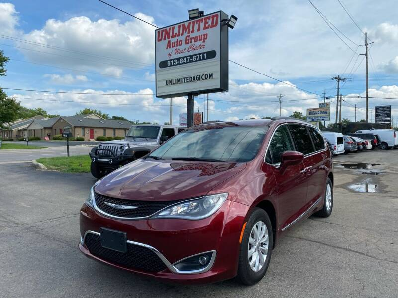 2017 Chrysler Pacifica for sale at Unlimited Auto Group in West Chester OH